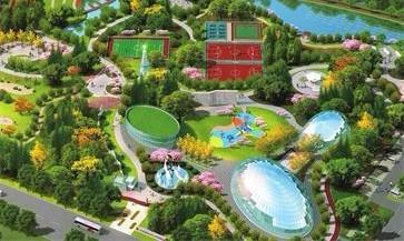 智慧体育公园