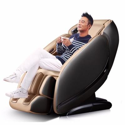 艾力斯特(iRest)按摩椅家用全身太空艙負氧離子 A770主機 香檳金