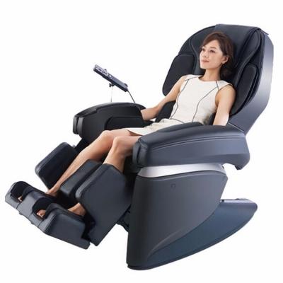 富士(FUJIIRYOKI) 按摩椅 4D原装进口家用太空舱 黑色 高性价比款