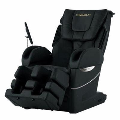 富士(FUJIIRYOKI) 按摩椅 4D原装进口家用太空舱EC-3850 黑色