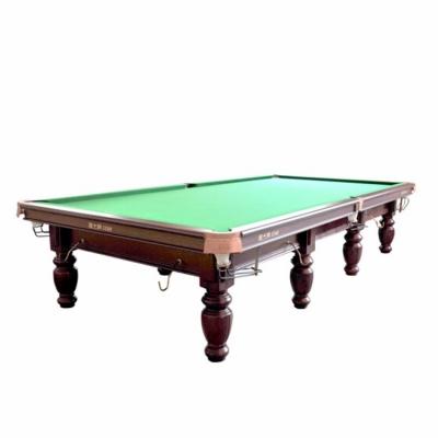 星牌台球桌 英式斯诺克台球桌 成人标准尺寸桌球台 XW107-12S