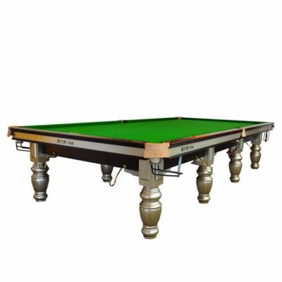 星牌台球桌 英式斯诺克台球桌 标准尺寸桌球台XW106-12S