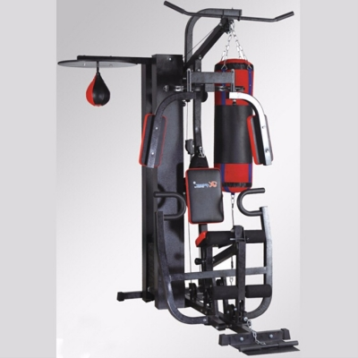 康乐佳单人站3005多功能综合训练器力量组合健身器材 三人站3001C-1