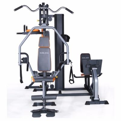 康乐佳 综合训练器三人站大型器械力量训练套装组合多功能综合力量综合训健身器材K3003C