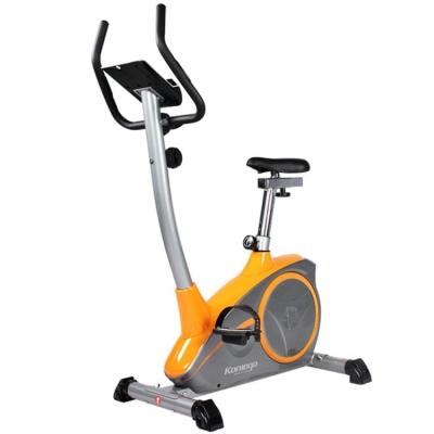 康乐佳 健身车家用磁控静音自行车健身单车KLJ-8601 桔灰色