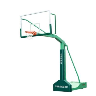 金陵 JINLING/篮球架 成人体育器材YDJ-2B室外移动单臂篮球架11221 11221室外移动单臂篮球架