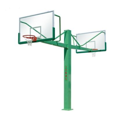 金陵 JINLING/篮球架 成人体育器材GDJ-1AA 海燕式固定单臂篮球架11233