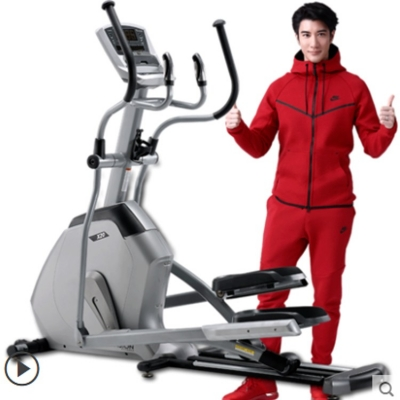 美国johnson乔山X20静音电磁控椭圆机家用室内走步机健身器材