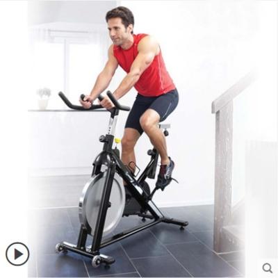乔山S3动感单车静音健身车家用室内运动自行车脚踏车大飞轮